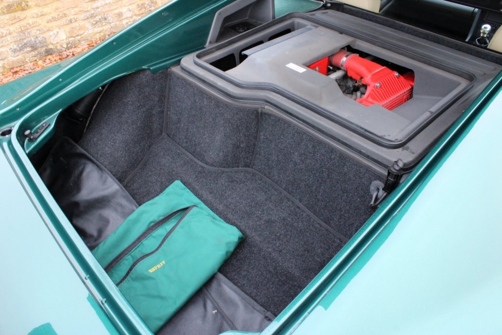 1998 LOTUS ESPRIT GT3 TURBO – 1 owner – £34,950 For Sale (picture 15 of 17)