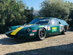 1967 LOTUS 47 GT  - EX RACE CAR For Sale
