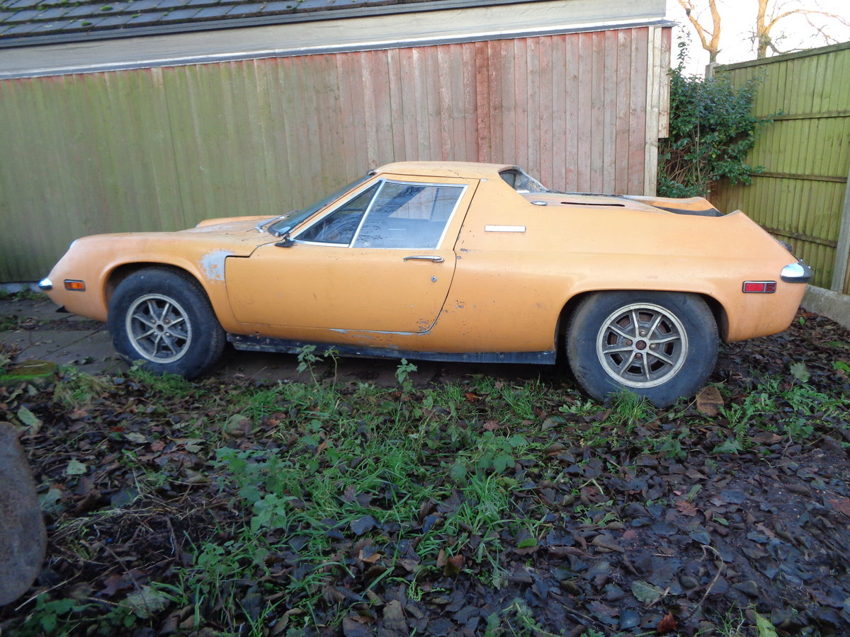 1972 Lotus europa twincam SOLD (picture 1 of 6)