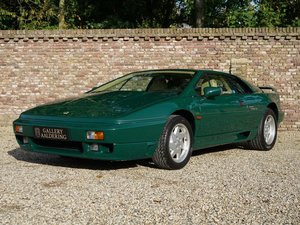 1991 Lotus Esprit Turbo SE only 44.512 km, only 1.861 made! For Sale