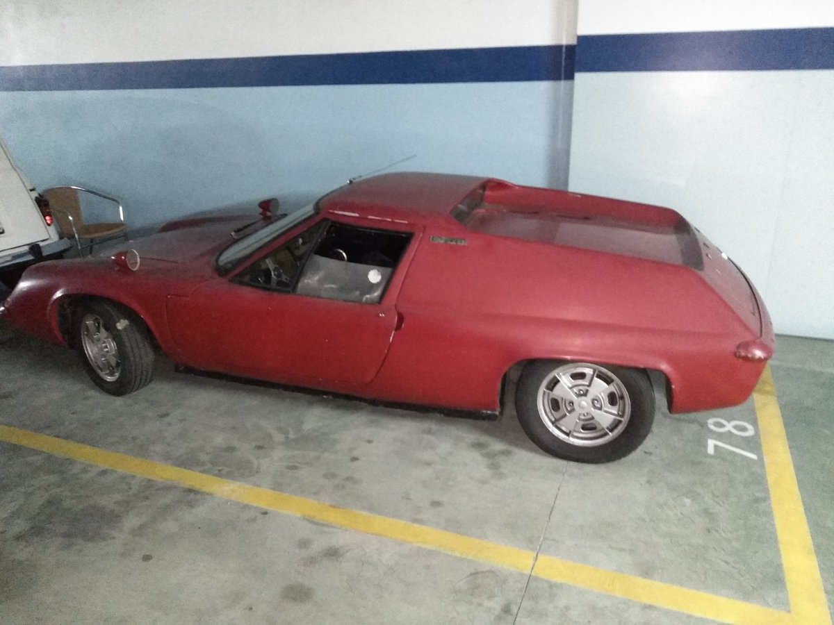 1969 Lotus Europa S2  For Sale (picture 2 of 5)