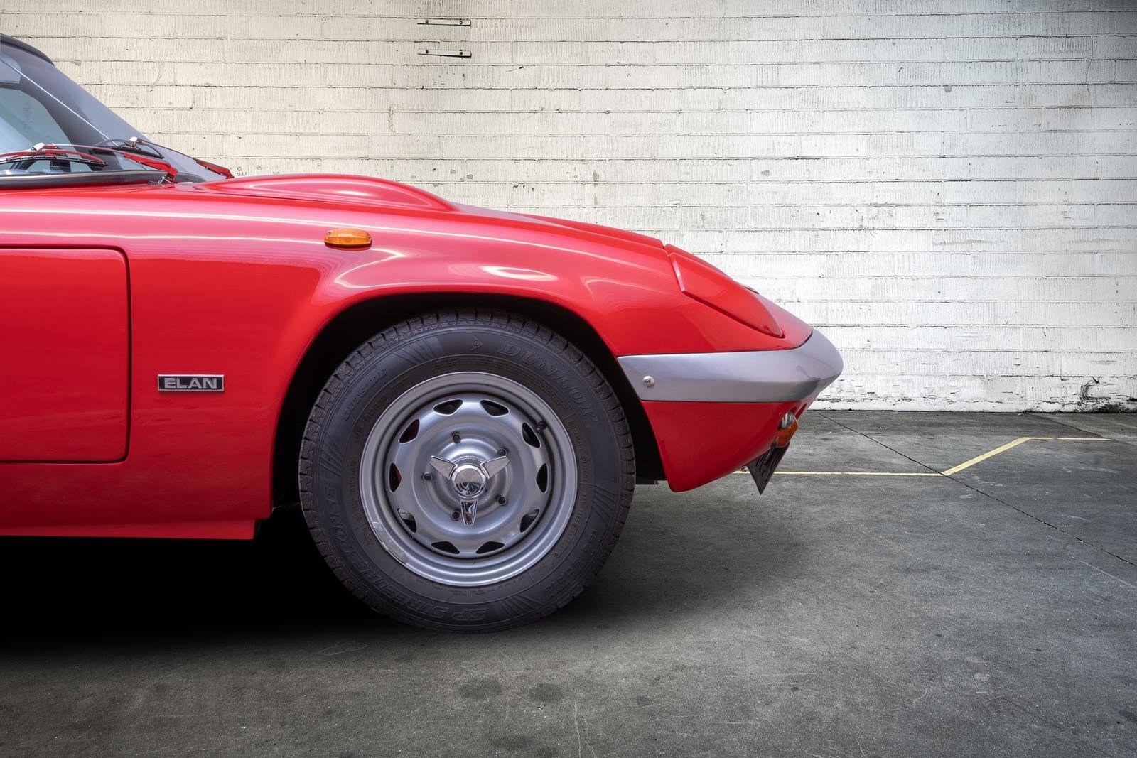 1968 Lotus Elan S4 SE Cabriolet For Sale (picture 2 of 6)