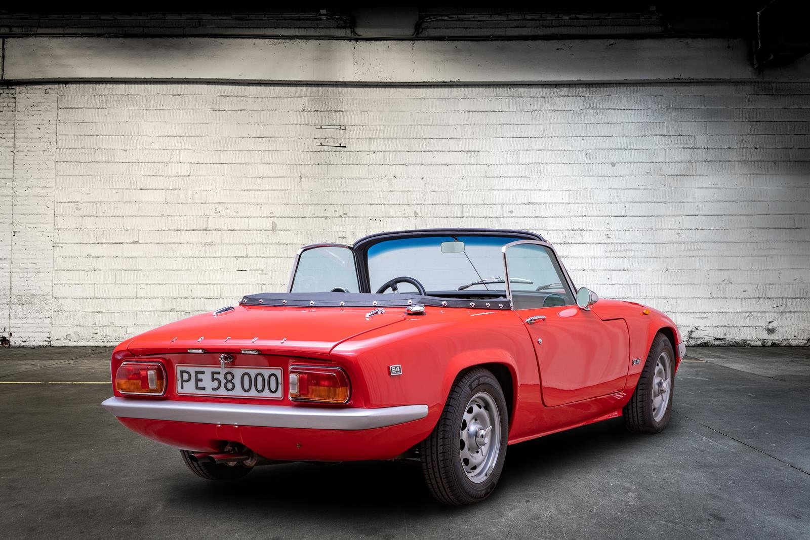1968 Lotus Elan S4 SE Cabriolet For Sale (picture 3 of 6)