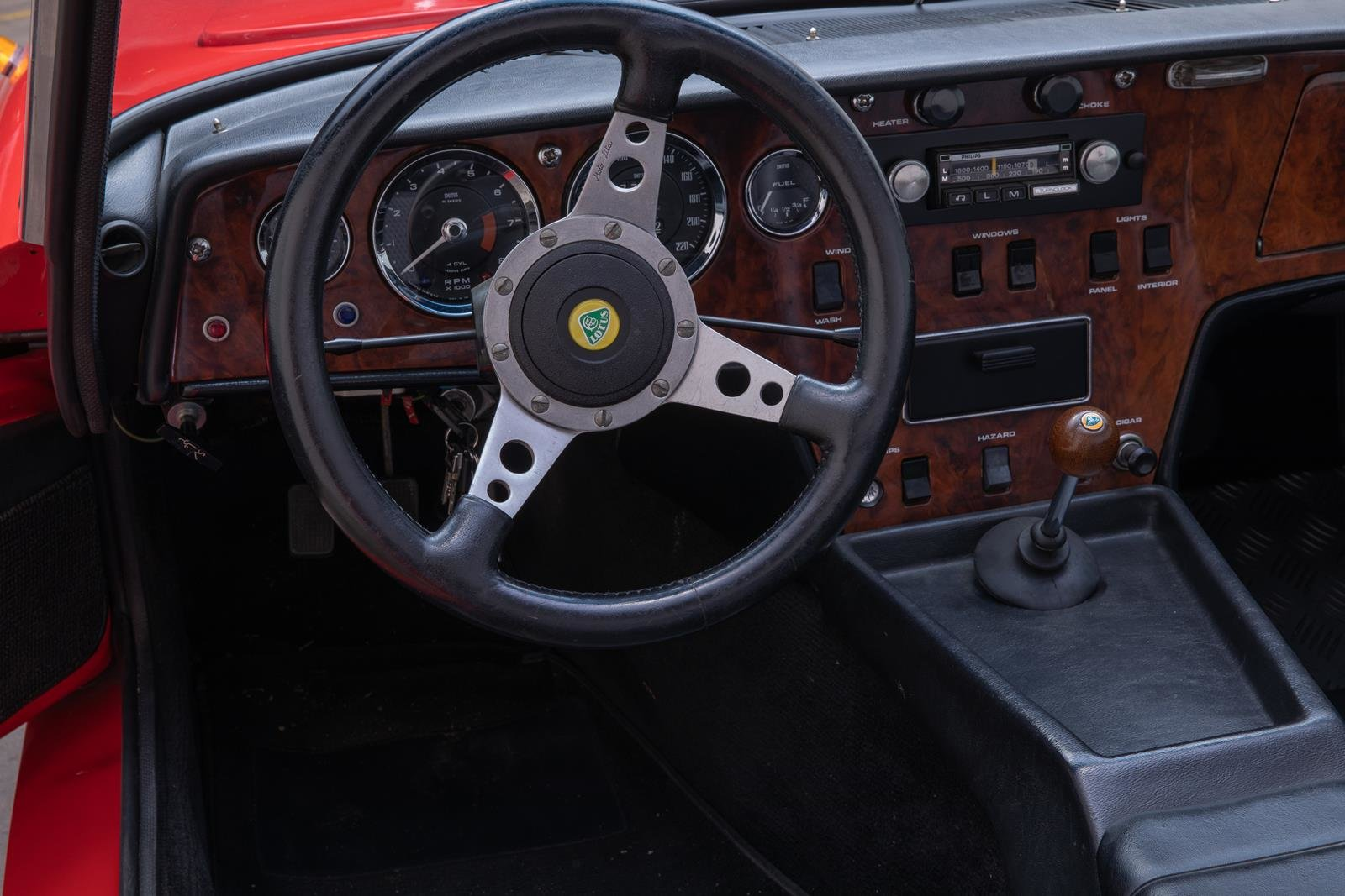 1968 Lotus Elan S4 SE Cabriolet For Sale (picture 4 of 6)