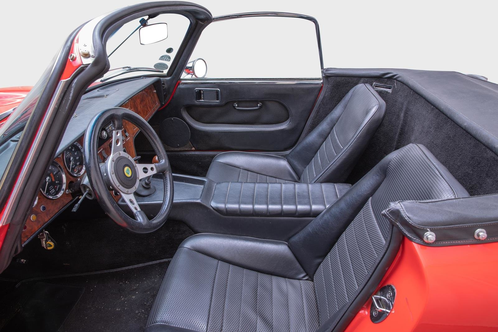 1968 Lotus Elan S4 SE Cabriolet For Sale (picture 5 of 6)