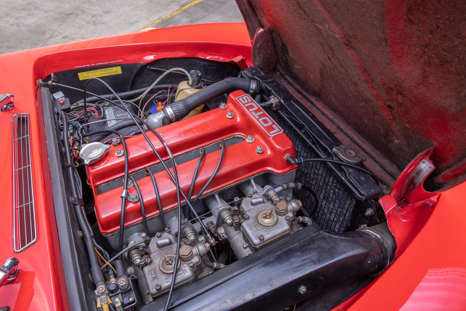 1968 Lotus Elan S4 SE Cabriolet For Sale (picture 6 of 6)