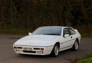 Lotus Excel SE, 1991.   44,000 miles from new.    For Sale