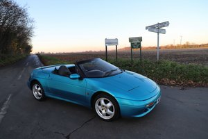 Lotus Elan SE Turbo, 1992. 26,000 miles. Last owner 22 Years