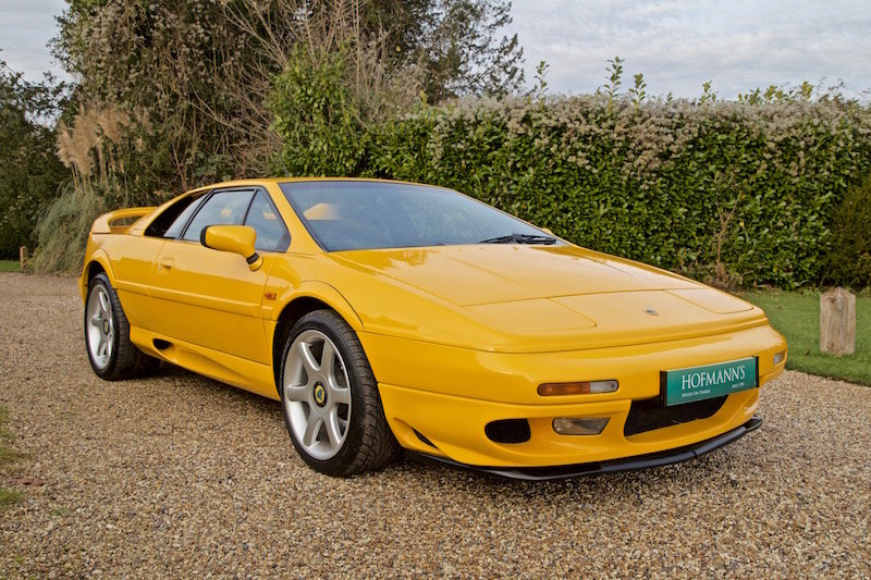 2000 LOTUS ESPRIT V8 TURBO GT  For Sale (picture 1 of 6)
