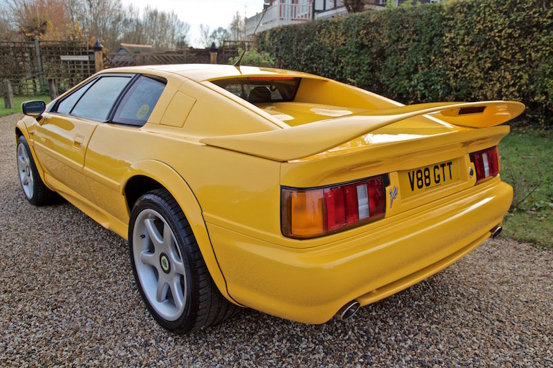 2000 LOTUS ESPRIT V8 TURBO GT  For Sale (picture 2 of 6)