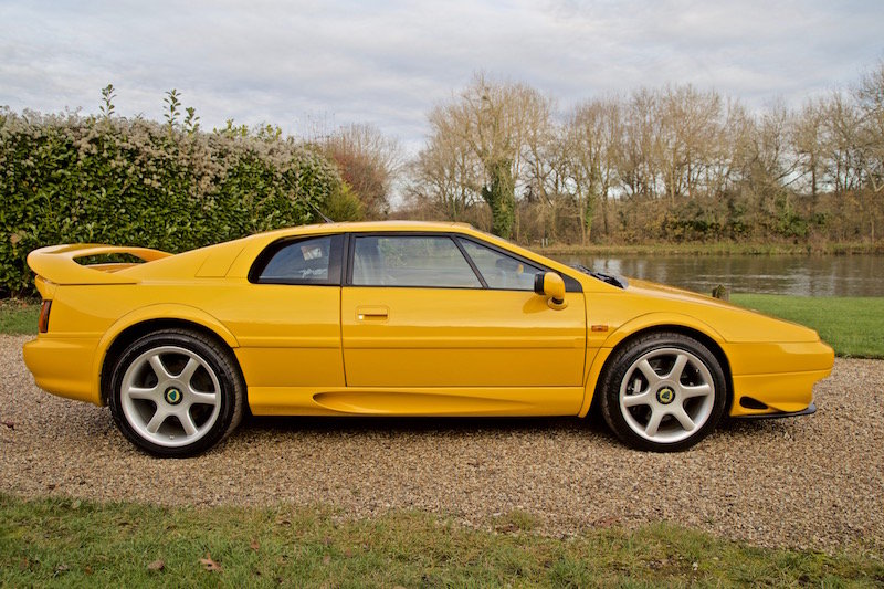 2000 LOTUS ESPRIT V8 TURBO GT  For Sale (picture 3 of 6)