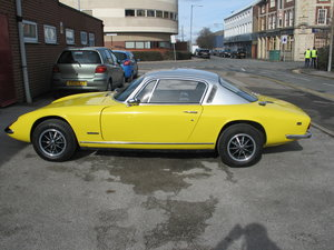 1972 Lotus elan +2s 130 4 speed