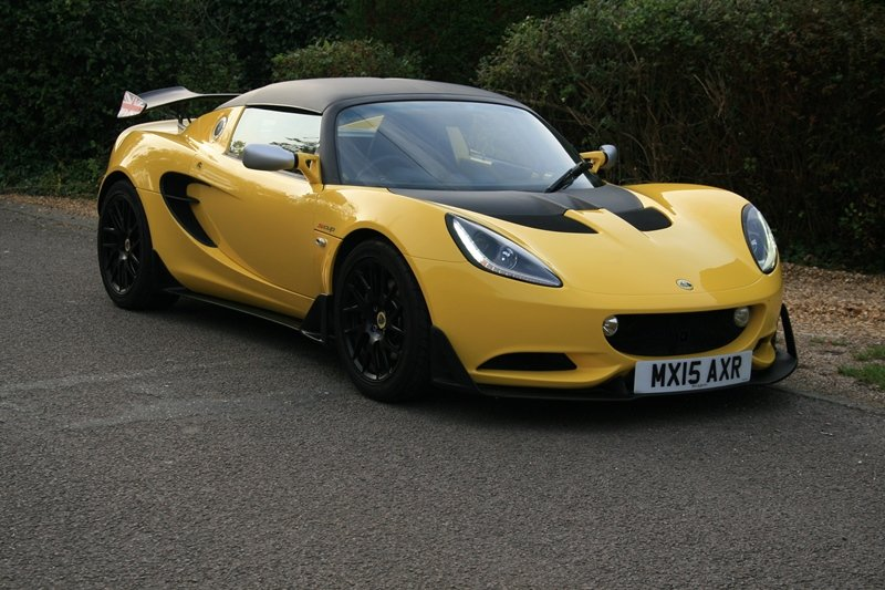 2015 Lotus Elise S Cup For Sale (picture 2 of 6)