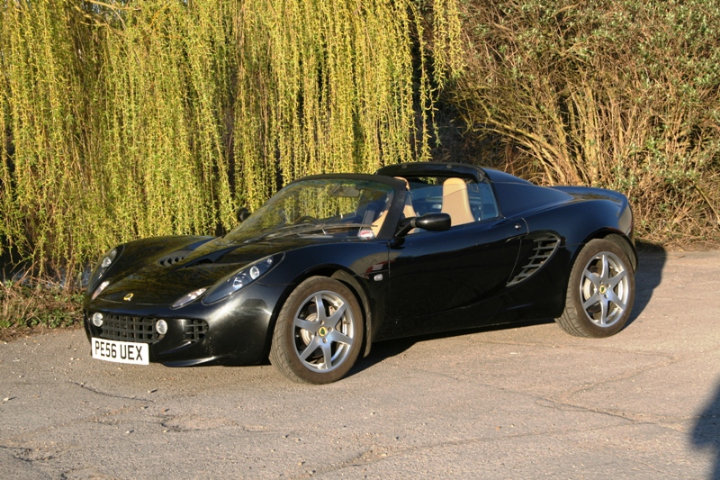 2007 Lotus Elise S 134 BHP SOLD (picture 1 of 6)