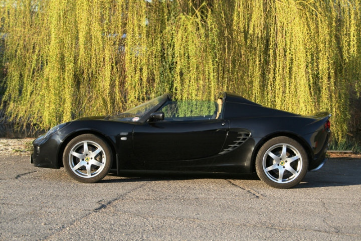 2007 Lotus Elise S 134 BHP SOLD (picture 2 of 6)