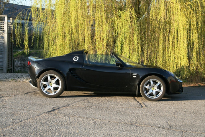 2007 Lotus Elise S 134 BHP SOLD (picture 3 of 6)
