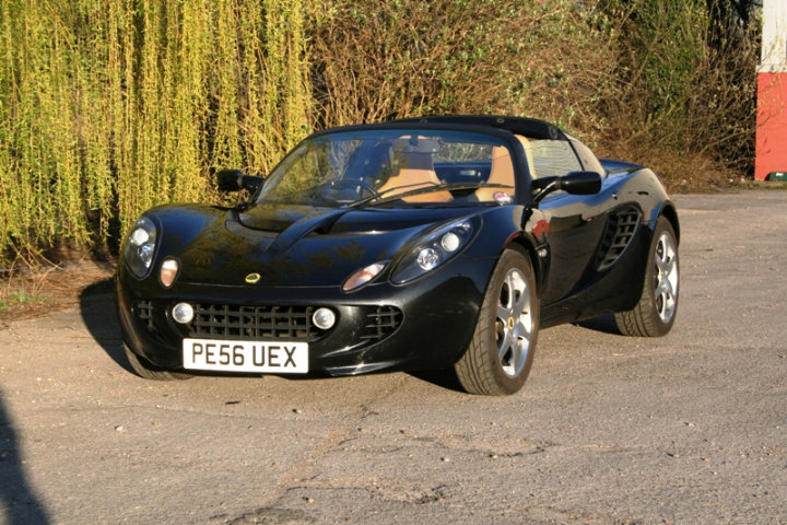 2007 Lotus Elise S 134 BHP SOLD (picture 6 of 6)