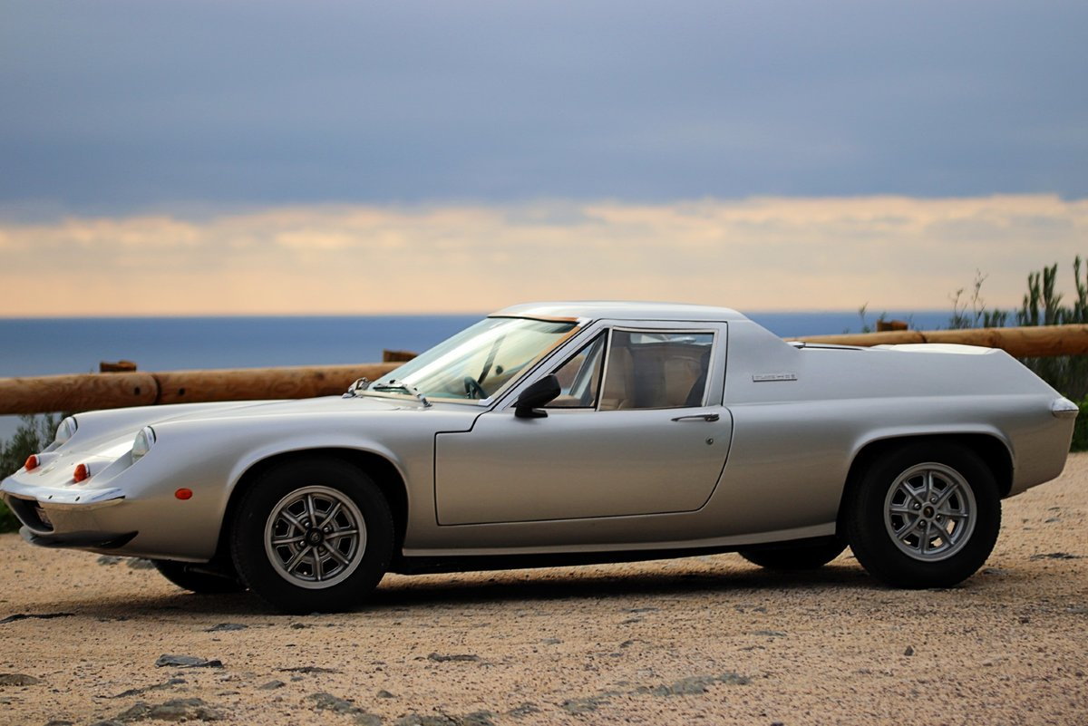1973 LOTUS EUROPA SPECIAL TWIN CAM For Sale (picture 1 of 6)