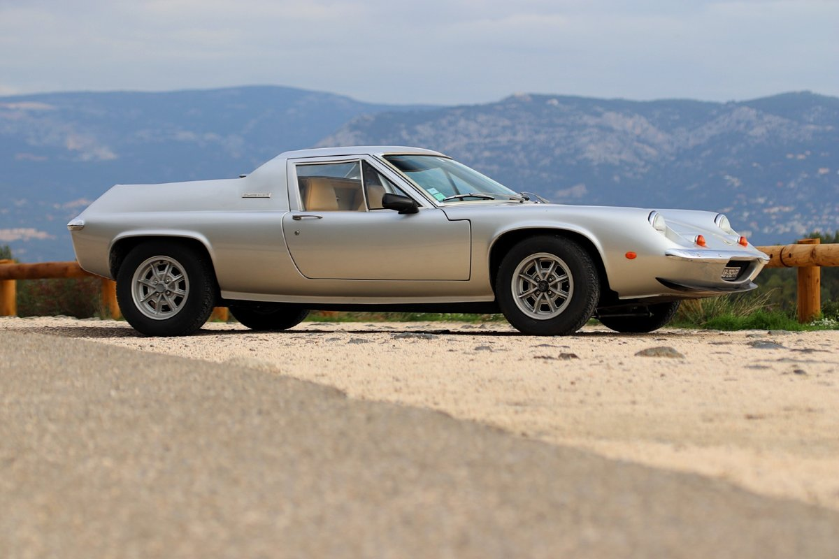 1973 LOTUS EUROPA SPECIAL TWIN CAM For Sale (picture 2 of 6)