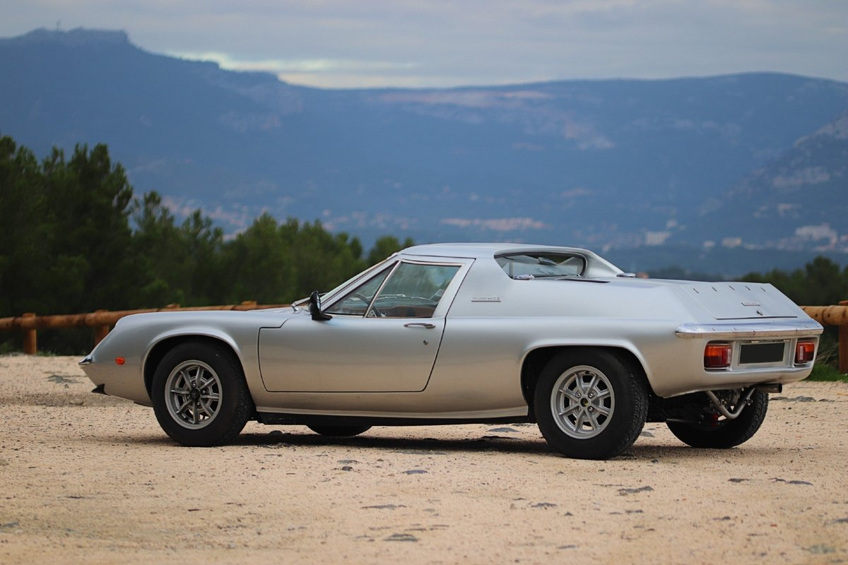 1973 LOTUS EUROPA SPECIAL TWIN CAM For Sale (picture 4 of 6)
