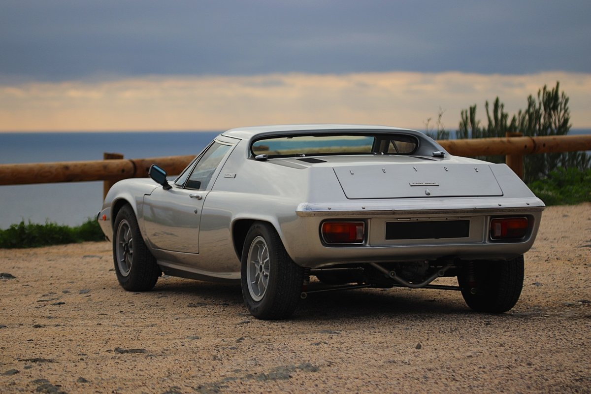 1973 LOTUS EUROPA SPECIAL TWIN CAM For Sale (picture 6 of 6)