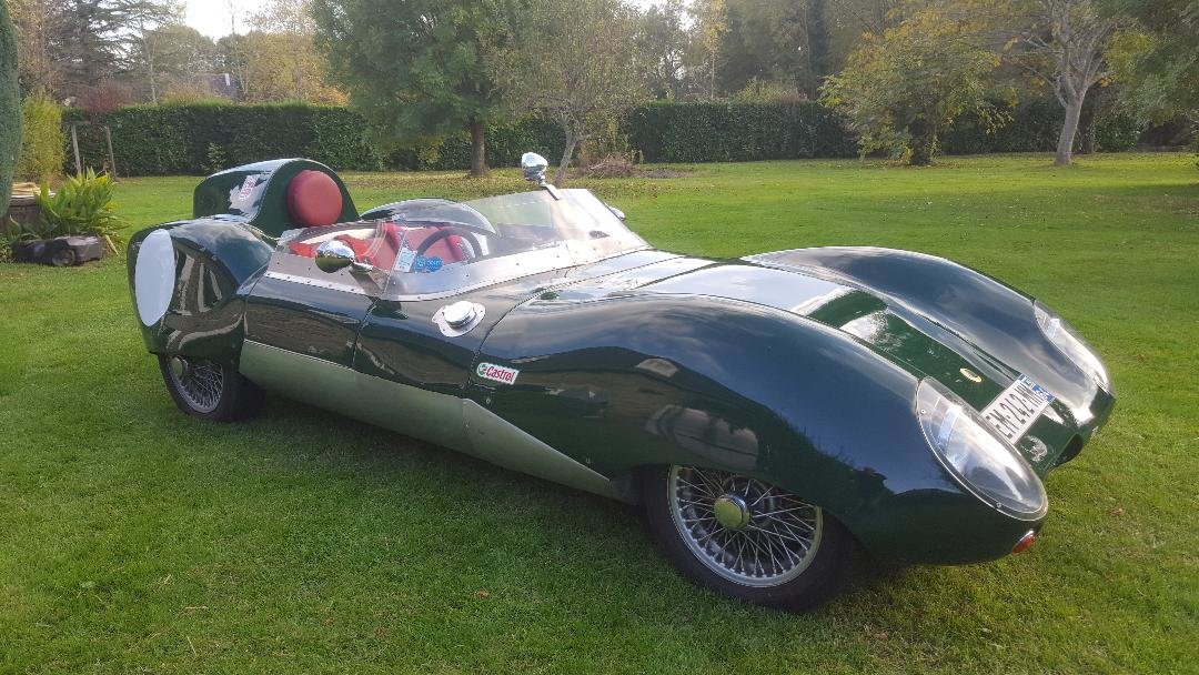 1985 Lotus Eleven by Westfield For Sale (picture 1 of 6)