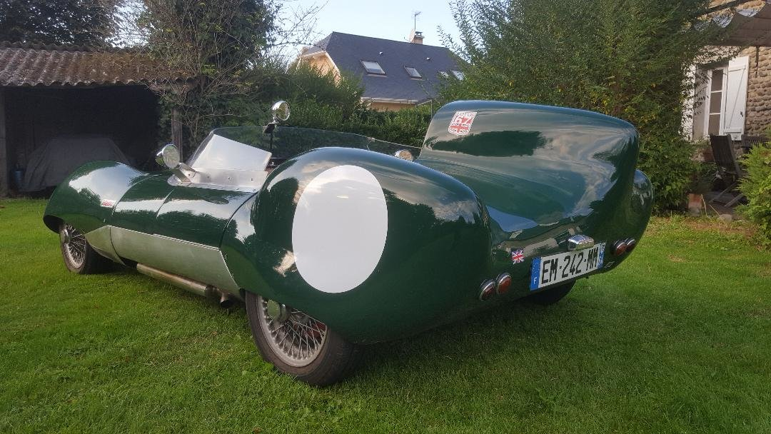 1985 Lotus Eleven by Westfield For Sale (picture 3 of 6)