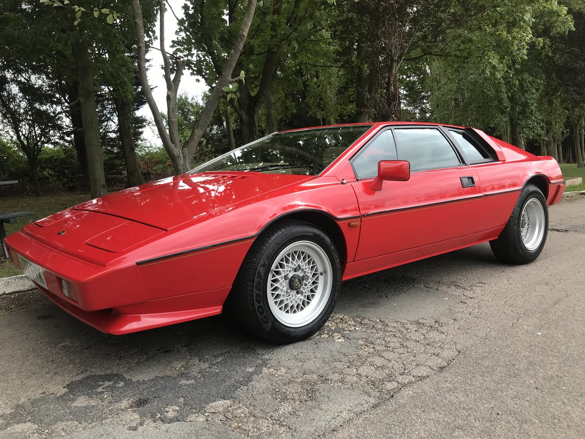 1986 Lotus Esprit S3 For Sale (picture 1 of 6)