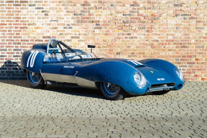 1959 Lotus XV - Period Racing History For Sale