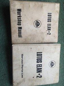 Lotus original Workshop Manual and Parts list