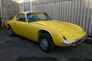 1970 Lotus Elan+2S For Sale by Auction