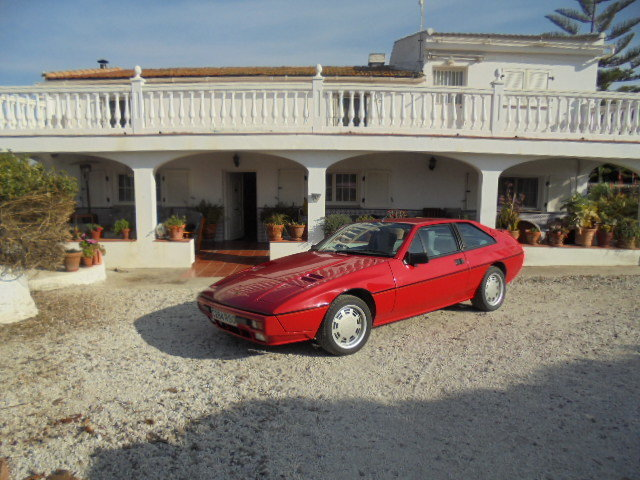 1985 Lotus Excel  For Sale (picture 1 of 6)