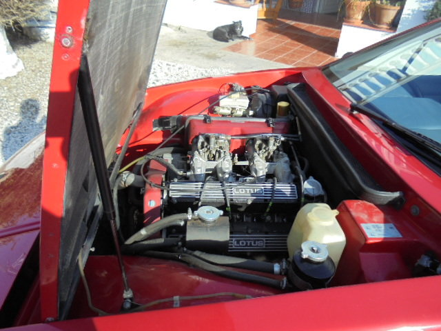 1985 Lotus Excel  For Sale (picture 5 of 6)