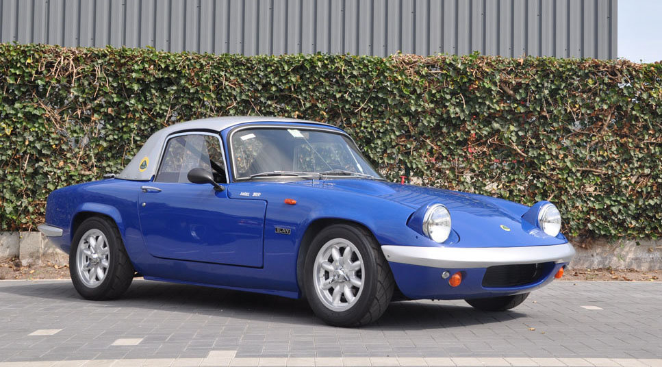 1968 Lotus Elan S4  FIA eligible 17 Jan 2020 For Sale by Auction (picture 1 of 6)