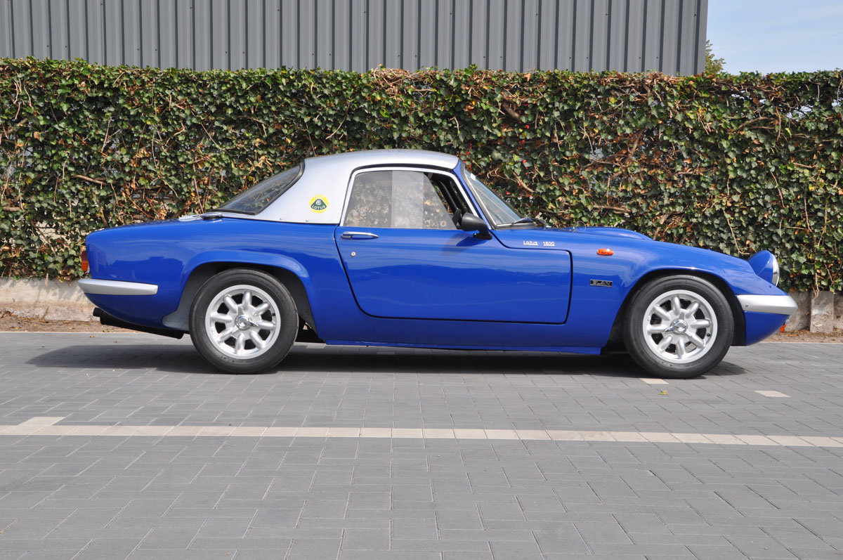 1968 Lotus Elan S4  FIA eligible 17 Jan 2020 For Sale by Auction (picture 5 of 6)