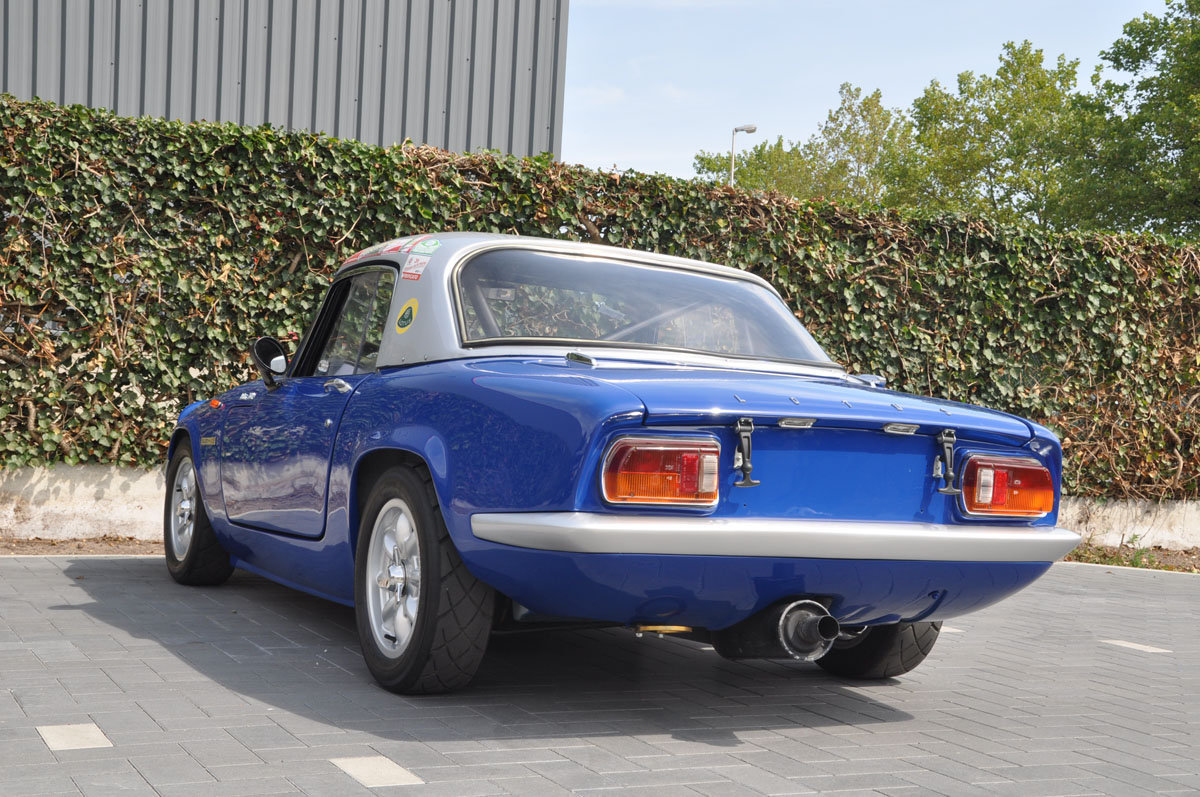 1968 Lotus Elan S4  FIA eligible 17 Jan 2020 For Sale by Auction (picture 6 of 6)