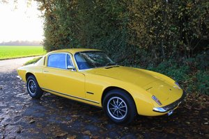 Lotus Elan+2S130/4, 1973. Brilliant in Lotus Yellow (LO7)  For Sale