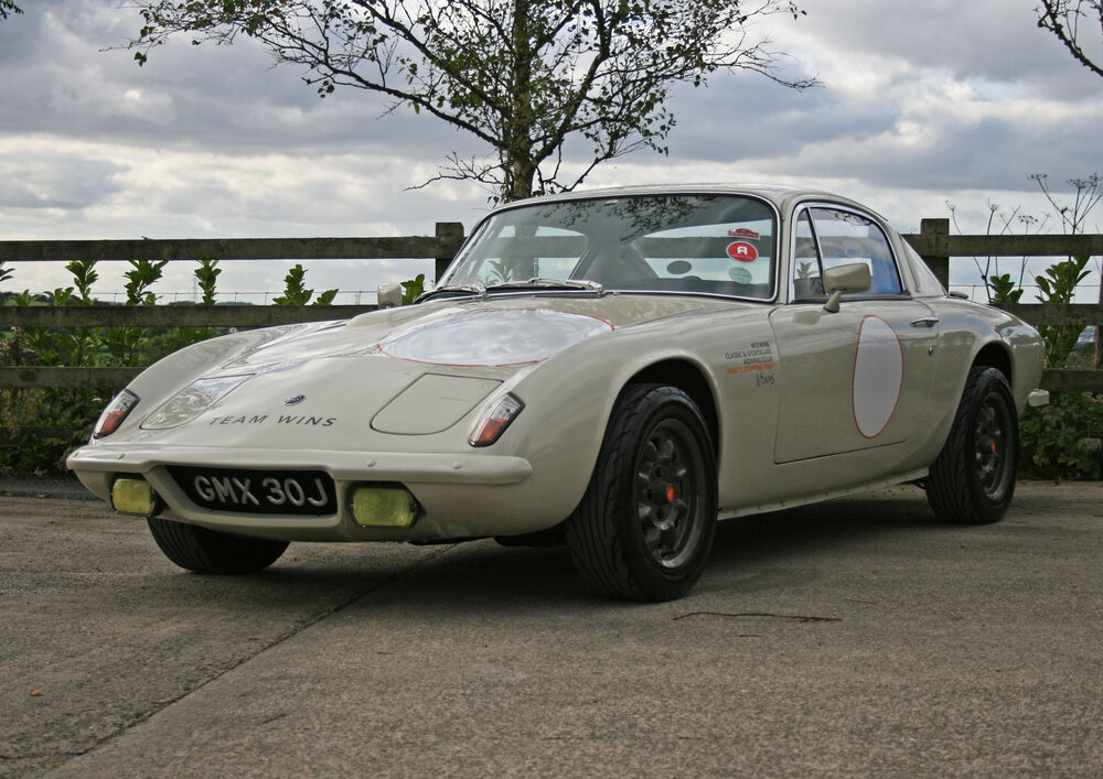 1971 LOTUS ELAN PLUS 2 (WITH A TWIST) SPYDER CHASSIS For Sale (picture 2 of 6)