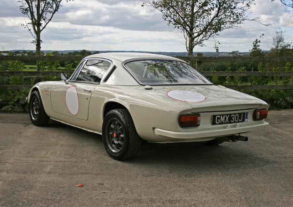 1971 LOTUS ELAN PLUS 2 (WITH A TWIST) SPYDER CHASSIS For Sale (picture 3 of 6)