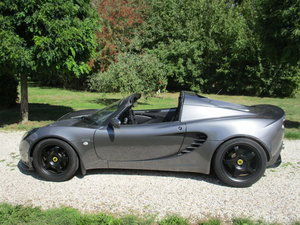 2002 Lotus Elise 190 bhp excellent condition For Sale