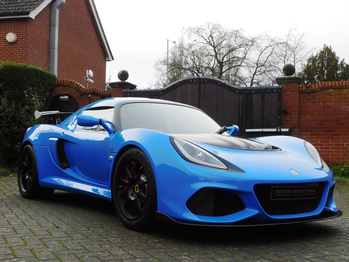 2019 Lotus Exige Sport 410 For Sale (picture 1 of 17)