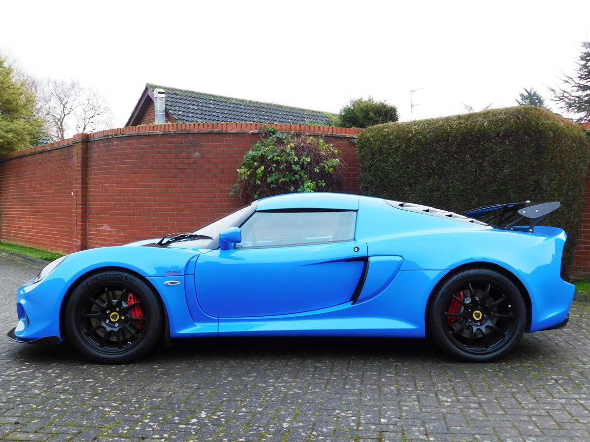 2019 Lotus Exige Sport 410 For Sale (picture 3 of 17)
