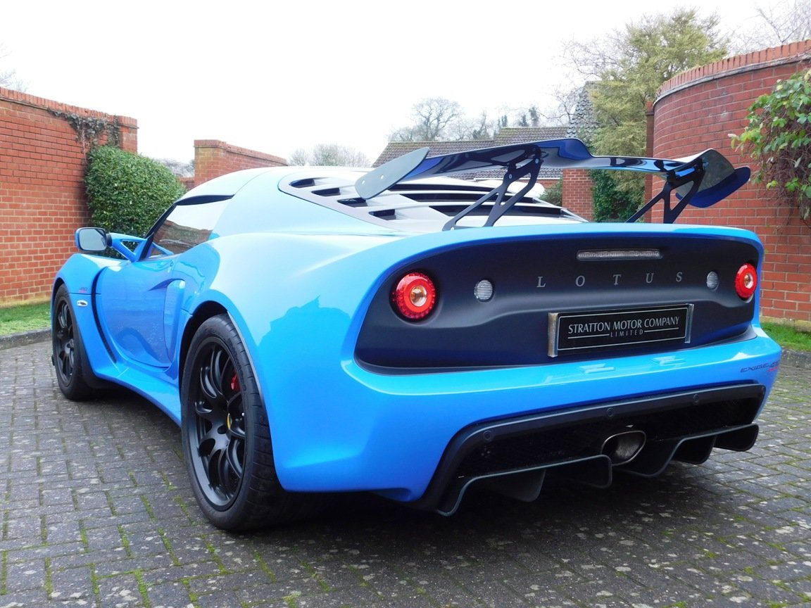 2019 Lotus Exige Sport 410 For Sale (picture 5 of 17)