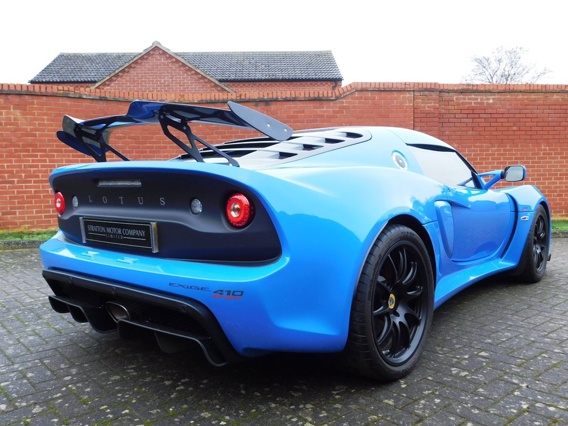 2019 Lotus Exige Sport 410 For Sale (picture 6 of 17)