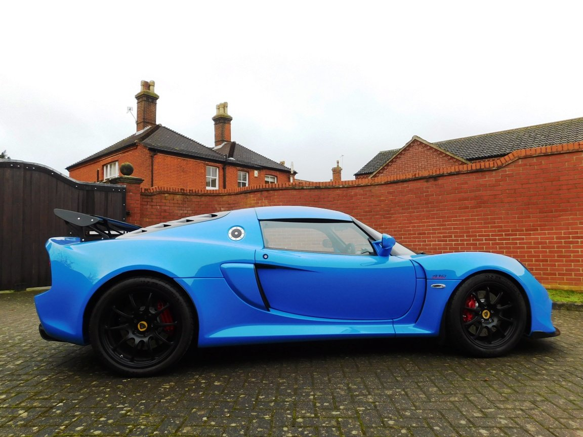 2019 Lotus Exige Sport 410 For Sale (picture 7 of 17)