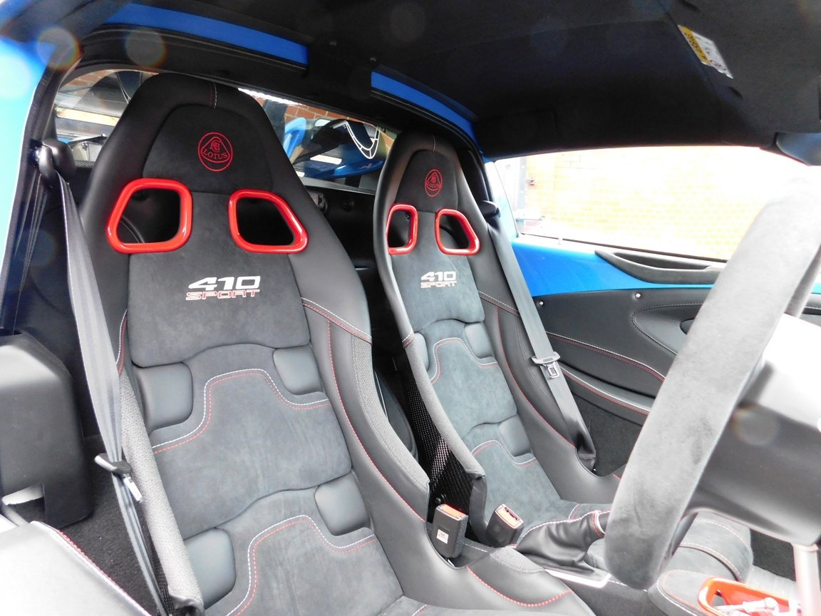 2019 Lotus Exige Sport 410 For Sale (picture 9 of 17)