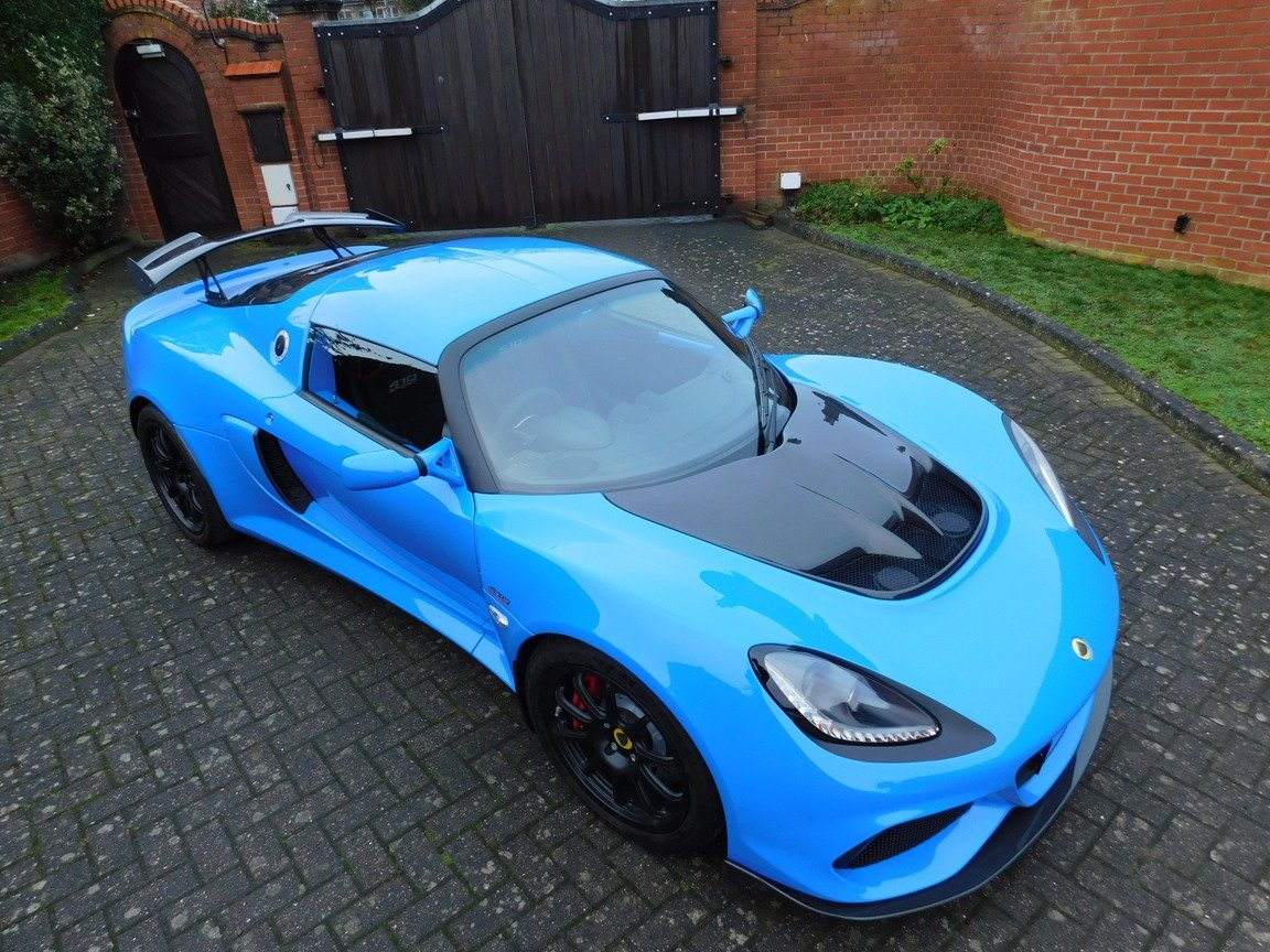 2019 Lotus Exige Sport 410 For Sale (picture 13 of 17)