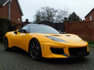 2016 Lotus Evora 400 2+2 (SOLD) For Sale