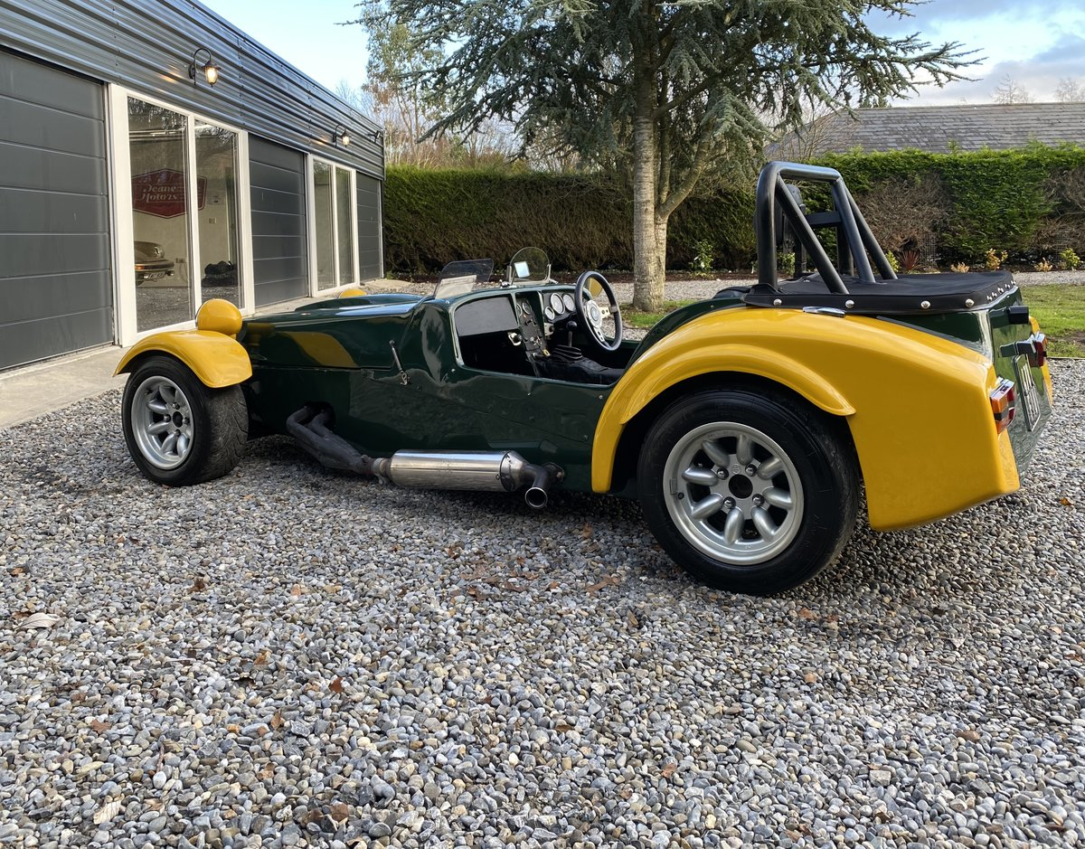 1972 Lotus Seven Clubman Racer For Sale (picture 2 of 6)