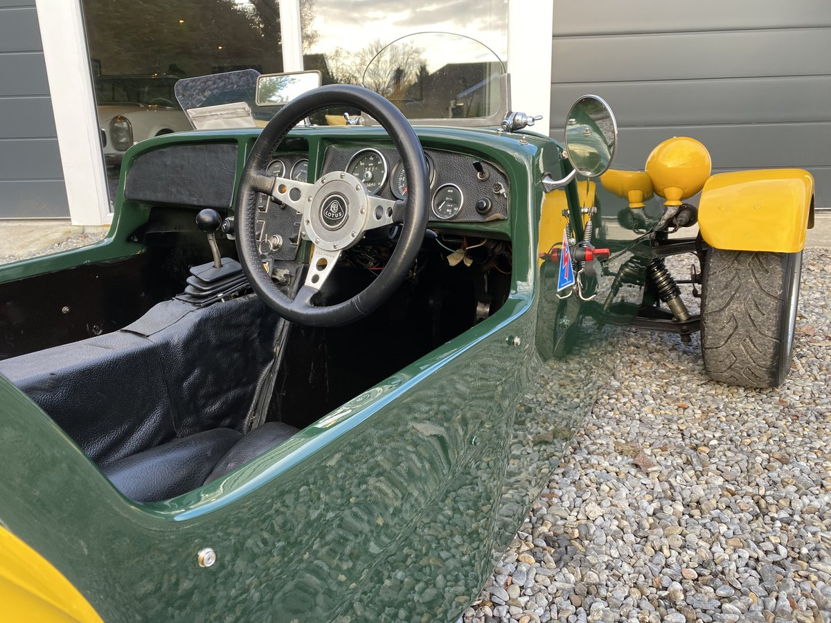 1972 Lotus Seven Clubman Racer For Sale (picture 3 of 6)